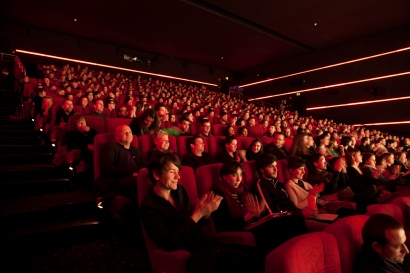 BERLINALE SHORTS AUDIENCE