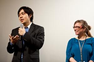 director Hirofumi Nakamoto