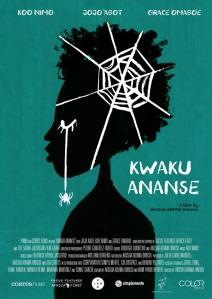 Poster of Kwaku Ananse