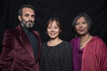 Shorts Jury 2015 Halil Altındere, Wahyuni A. Hadi and Madhusree Dutta