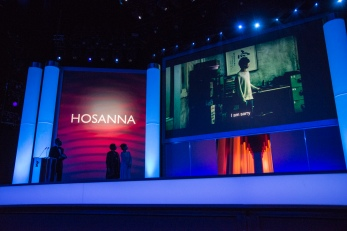 HOSANNA on Screen