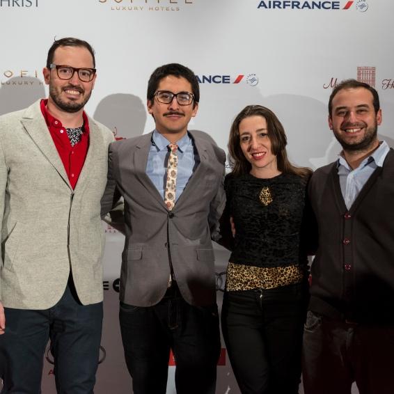 TEDDY AWARD winning film: San Cristóbal