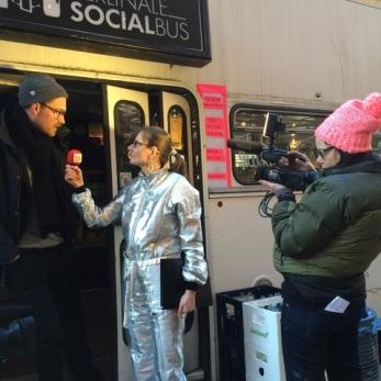 social bus