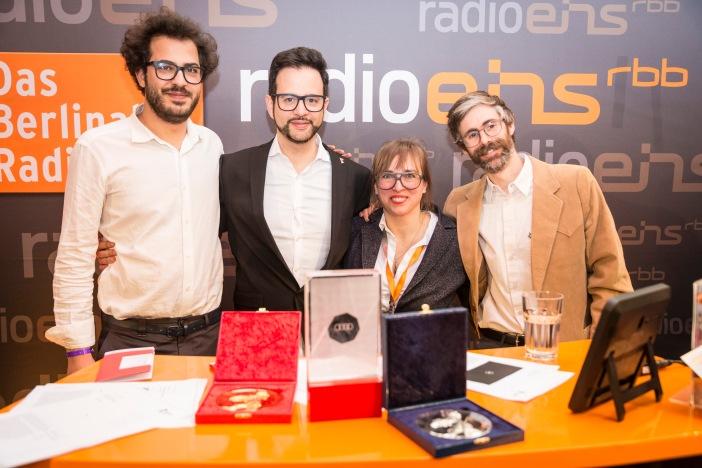 180217_HV_0317 Radio1 Interview Karam Ghossein, Diogo Costa Amarante, Maike Mia Höhne, Esteban Arrangoiz Julien .jpg
